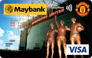 Maybank Manchester United Credit Card