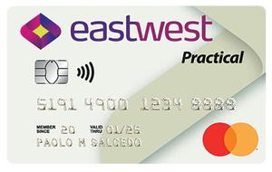 EastWest Practical Mastercard