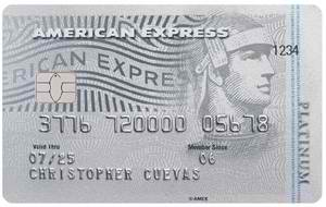 BDO American Express® Platinum Credit Card