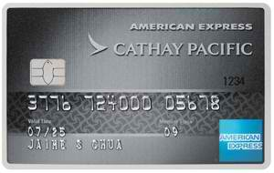 BDO Cathay Pacific American Express® Elite Credit Card