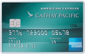 BDO Cathay Pacific American Express® Credit Card