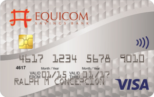 Equicom Classic Credit Card