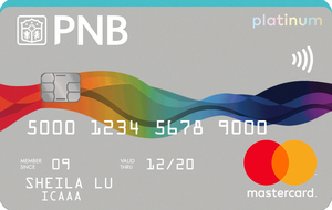 PNB Immaculate Conception Academy Alumnae Association Mastercard
