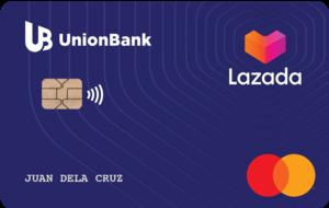 UnionBank - UnionBank Lazada Credit Card