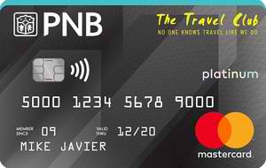 PNB-The Travel Club Platinum Mastercard