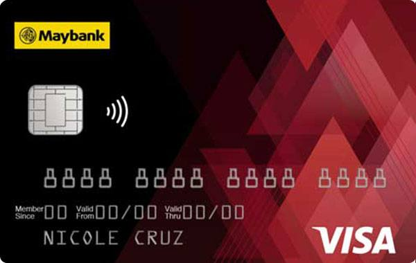 Maybank - Maybank Visa Classic