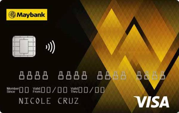 Maybank - Maybank Visa Gold