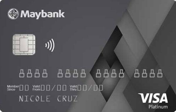 Maybank - Maybank Visa Platinum