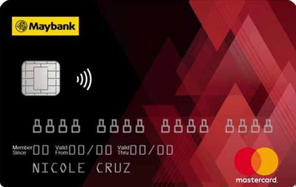 Maybank - Maybank Mastercard Standard