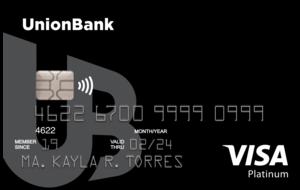 UnionBank - UnionBank Platinum Visa Card