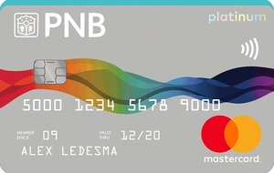 PNB Platinum Mastercard