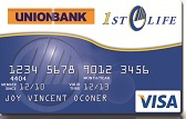 UnionBank First Life Credit Card