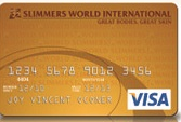 UnionBank Slimmers World International Credit Card
