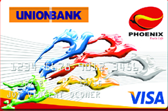 UnionBank Phoenix Petroleum Credit Card