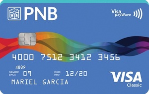 PNB Visa Classic