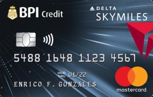 BPI SkyMiles Mastercard