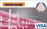 UnionBank Centro Escolar University Alumni Foundation Visa Card