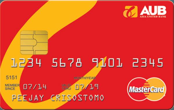 AUB - AUB Classic Mastercard