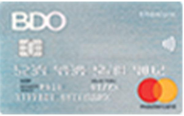 BDO Titanium Mastercard
