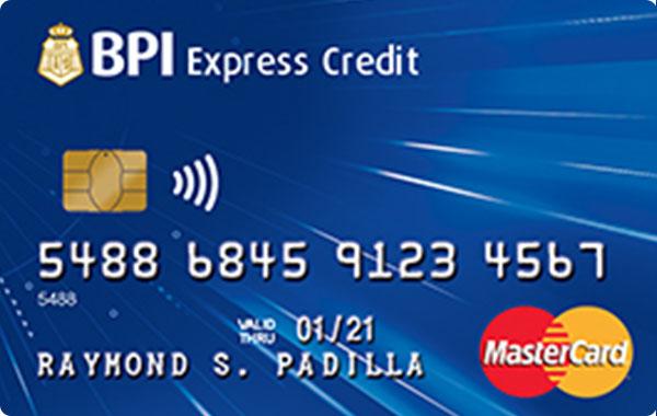 BPI Blue Mastercard