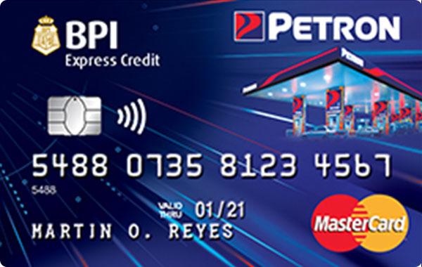 Petron - BPI Mastercard