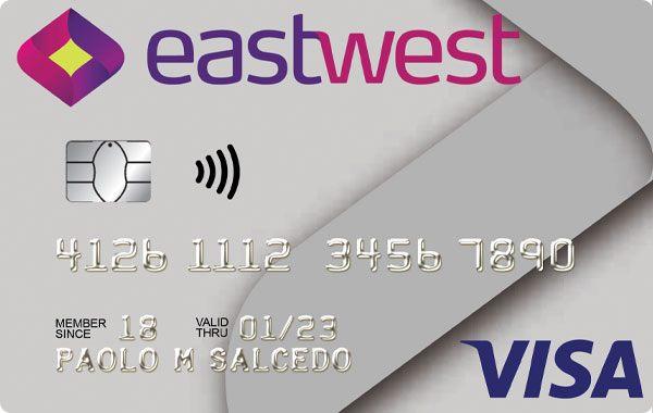 EastWest Bank - EastWest Bank Visa/Mastercard Classic