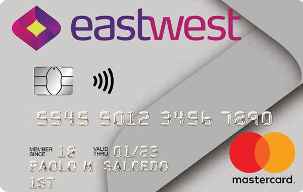 EastWest 1st Mastercard