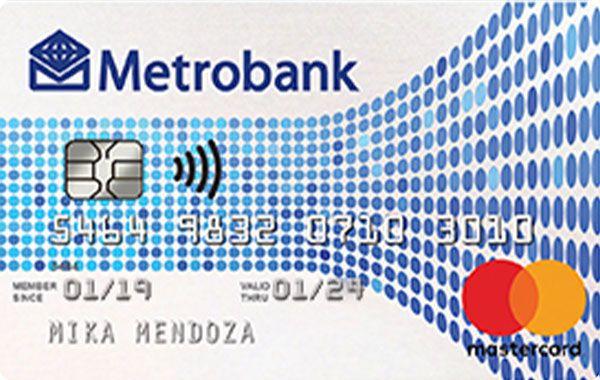 Metrobank - Metrobank M Lite Mastercard