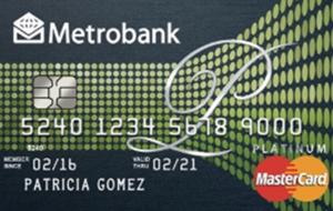 Metrobank Dollar Mastercard