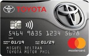 Metrobank - Metrobank Toyota Mastercard