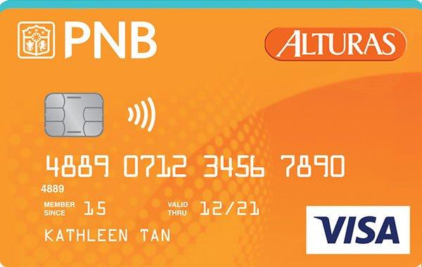 PNB-Alturas Visa Card