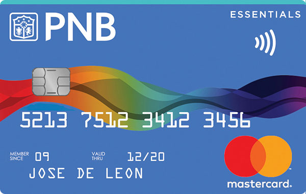 PNB - PNB Essentials Mastercard