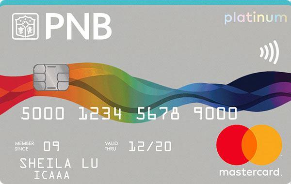 PNB - PNB Immaculate Conception Academy Alumnae Association Mastercard