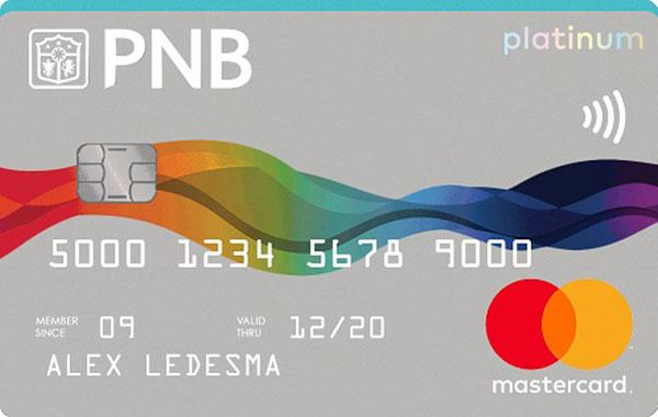 PNB - PNB Platinum Mastercard