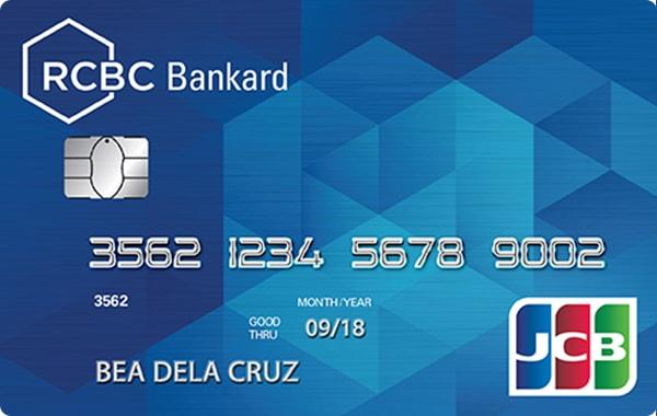 RCBC Bankard Classic Card