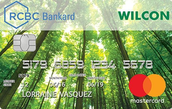 RCBC - RCBC Bankard Wilcon Mastercard