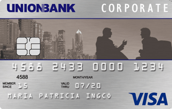 UnionBank Corporate Credit Card