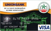 UnionBank De La Salle Dasmarinas Alumni Association Credit Card