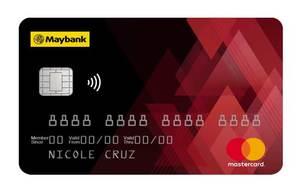Maybank Mastercard Standard