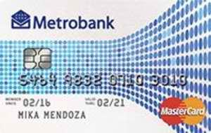Metrobank M Lite Mastercard