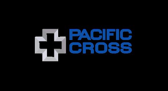 Pacific Cross - Executive De Luxe Dollar Including USA/Canada/HK