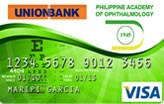 UnionBank Philippine Academy of Ophthalmology Credit Card