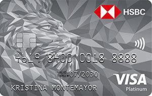 HSBC - HSBC Platinum Visa
