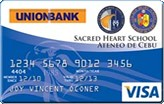 UnionBank Sacred Heart School Ateneo de Cebu Alumni Association Credit Card