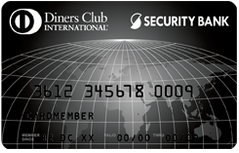 Security Bank Premiere Diners Club