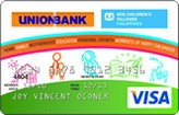 UnionBank SOS Children's Village Philippines Credit Card