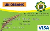 UnionBank St. Paul College Pasig Credit Card